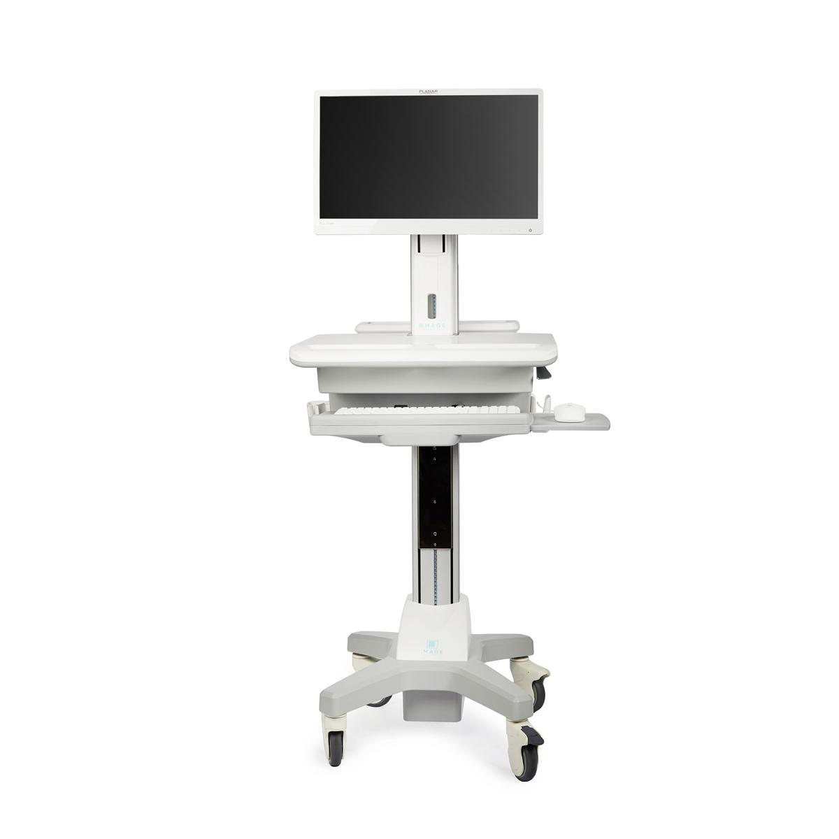 Image Technology Medical Cart